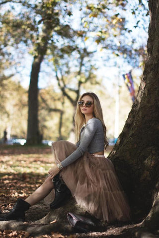 Daydreaming Tulle Skirt