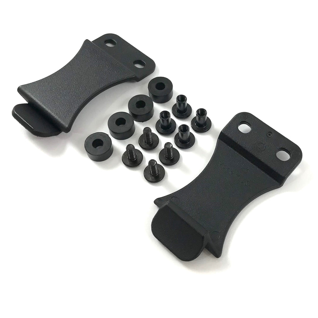 Kydex Holster Quick Clip with Hardware