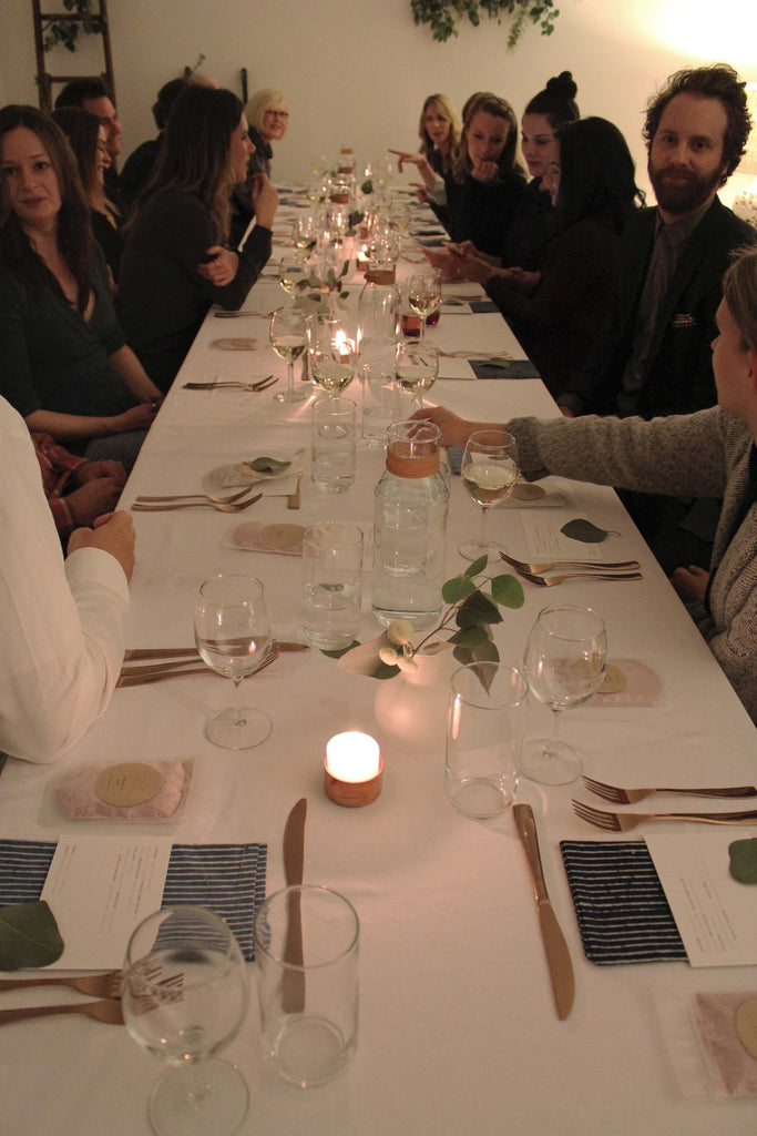 Girl and the Abode Chefs Dinner Series