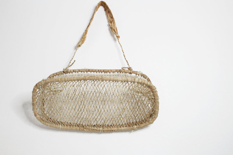 Hanging Carry Basket - Girl and the Abode