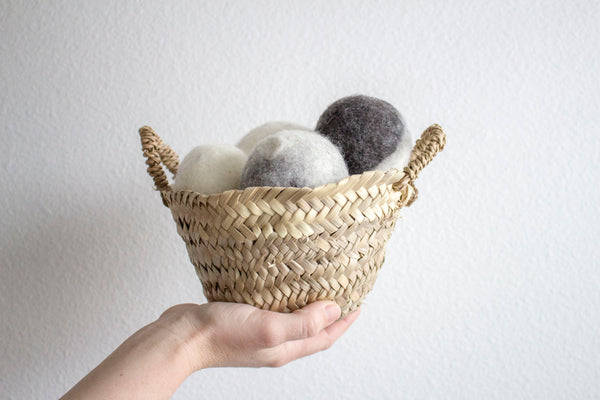 Wool Dryer Balls - Girl and the Abode