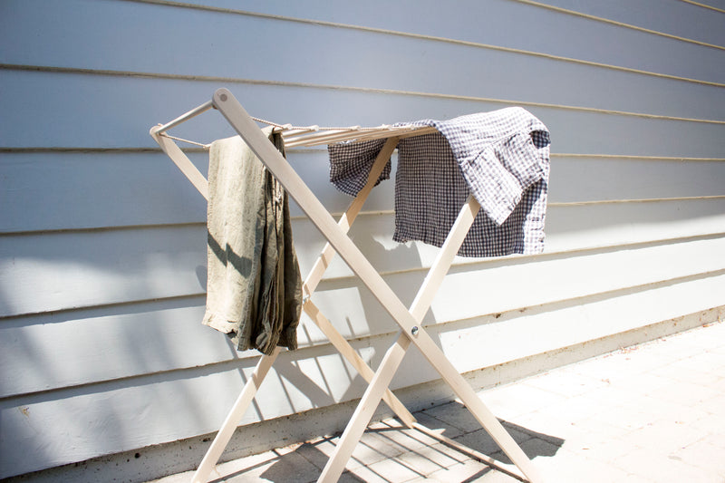 Birch Clothes Horse