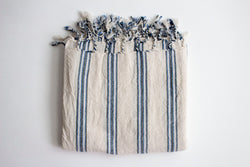 Haci Linen Turkish Throw - Girl and the Abode