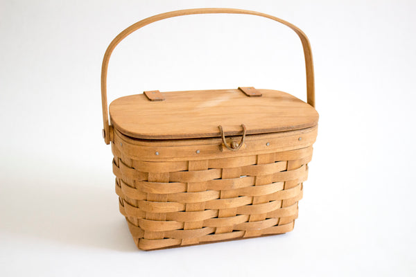 INDIVIDUAL PICNIC BASKET - Girl and the Abode