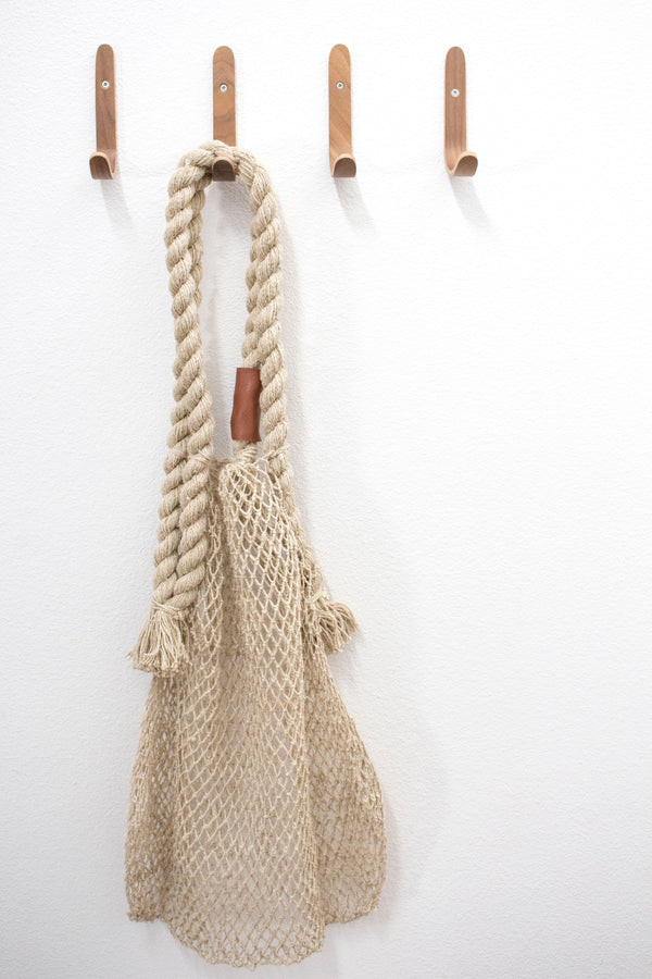 Hemp String Bag - Girl and the Abode