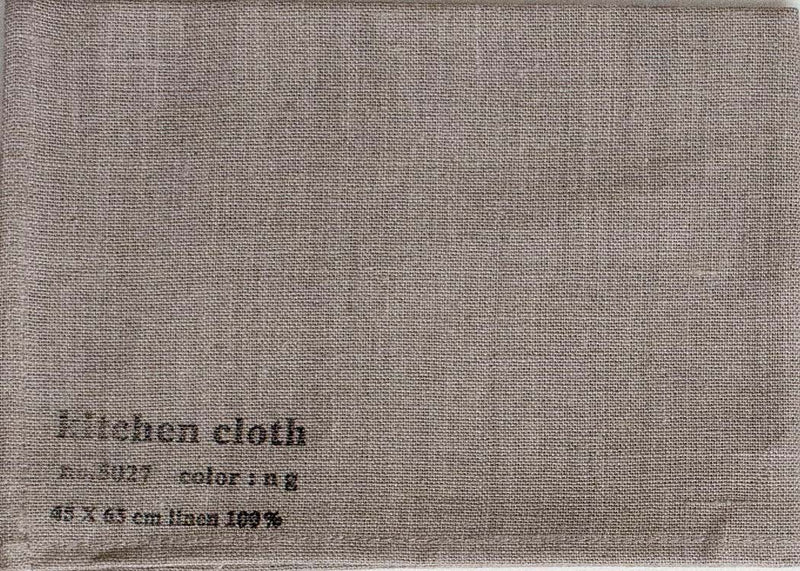 Linen Kitchen Cloth - 2 Pack - Girl and the Abode