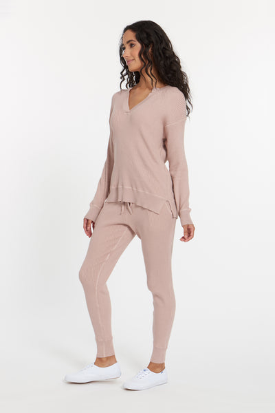 Dusty Rose Cabo Cashmere Set, var-23476629930042,var-23476629962810,var-23476629995578,var-23476630028346,var-23476630061114