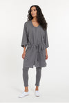 Santa Fe Cashmere Wrap In Granite Grey, var-23531570004026,var-23531570036794