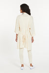 Santa Fe Cashmere Wrap In Antique White, var-23531556241466,var-23531566006330