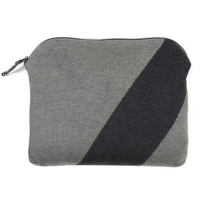 Grey Cashmere Travel Set, var-20408462409786