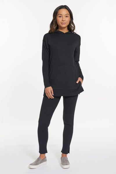 Black Heather Cashmere Nolita Set, var-31339130093626,var-31339130126394,var-31339130159162,var-31339130191930,var-31339130224698