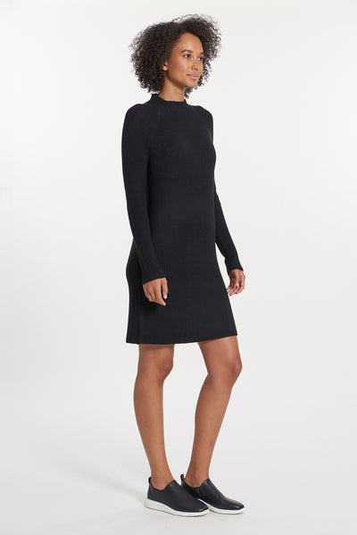 Black Cashmere Dress, var-31021212663866,var-31021212696634,var-31021212729402,var-31021212762170,var-31021212794938