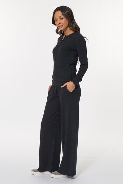 Black Heather Cashmere Tribeca Set, var-31337949528122,var-31337949560890,var-31337949593658,var-31337949626426,var-31337949659194