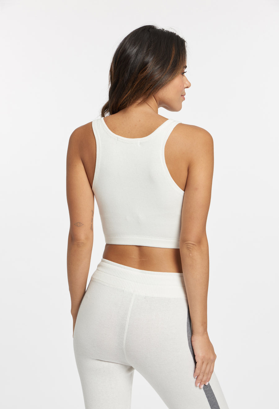 Malibu Sleeveless Crop