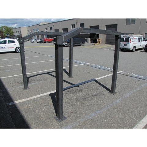 Auto Recycling Racks
