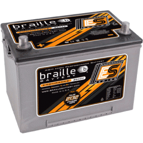 Braille B6034 AGM Battery