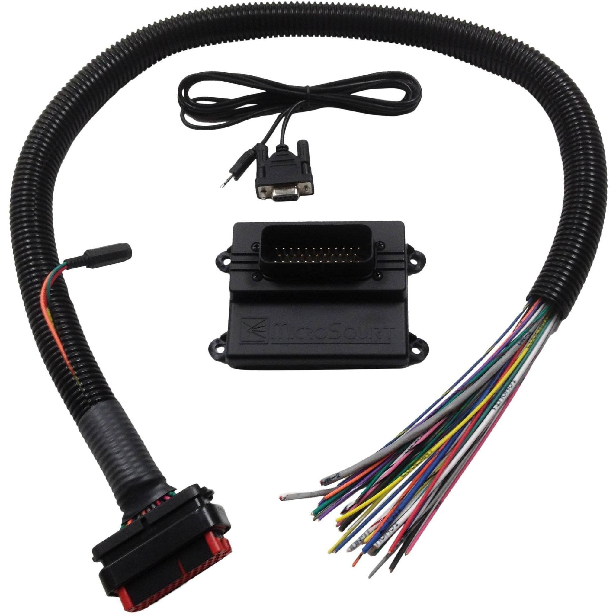 Micro Squirt W 8 Wiring Harness Race Energy Performance Wire Technology