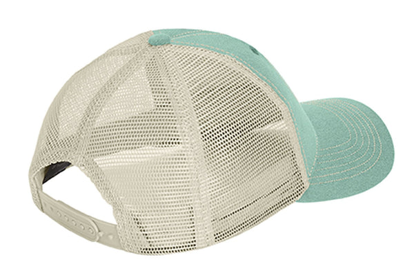Yankee South Soft Mesh Mint Trucker Hat - Yankee South