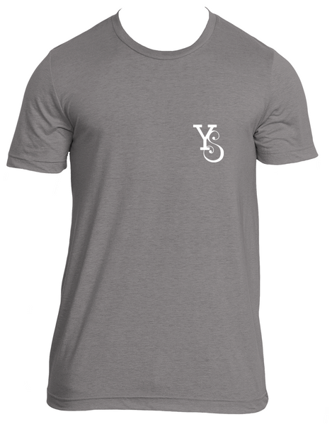 Yankee South Signature Gray T-Shirt - Yankee South