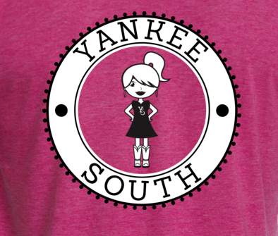 Yankee South Bella T-Shirt - Yankee South