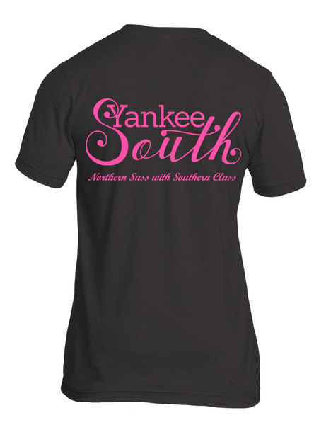 Yankee South Signature Black T-Shirt - Yankee South