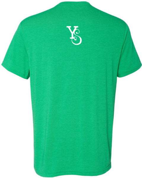 Yankee South Logo Green T-shirt - Yankee South
