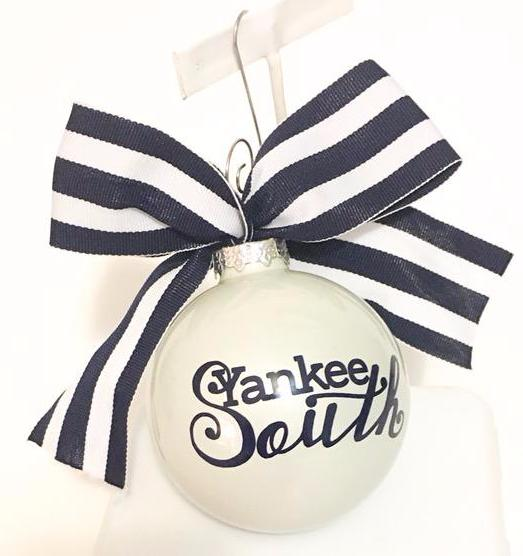 Yankee South Ornament
