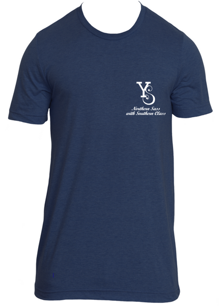 Yankee South Signature North Carolina Navy T-Shirt - Yankee South