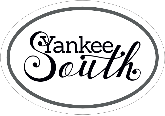 Yankee South Logo Sticker - Yankee South