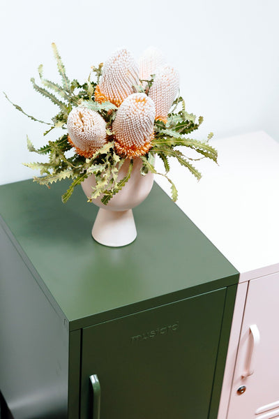 Mustard Made: Storage locker - the shorty in olive