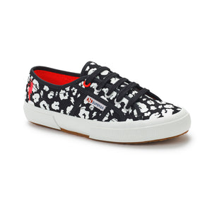 Superga X Scamp & Dude - Black Adult Trainers