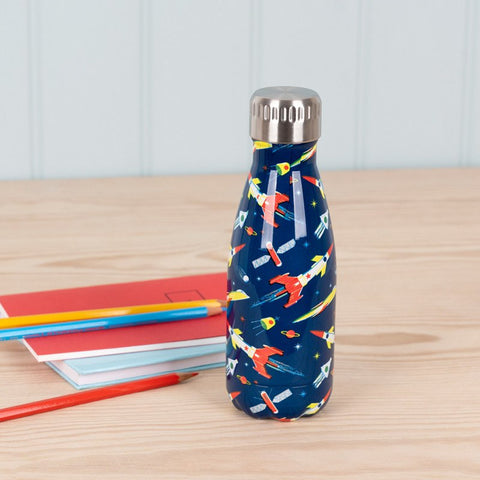 Space age 260ml stainless steel bottle