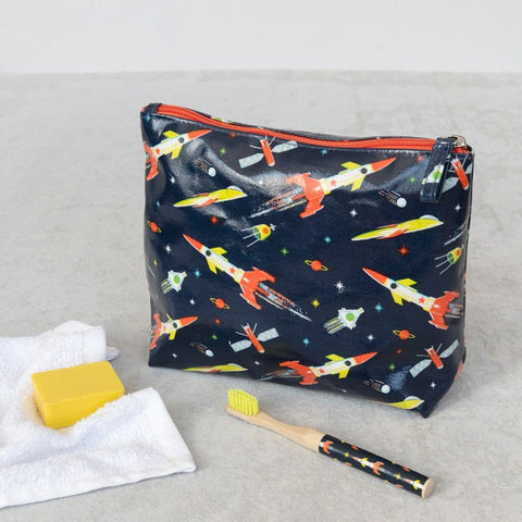 Space age washbag