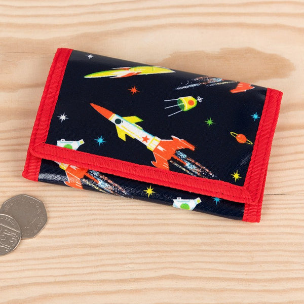 Space age wallet