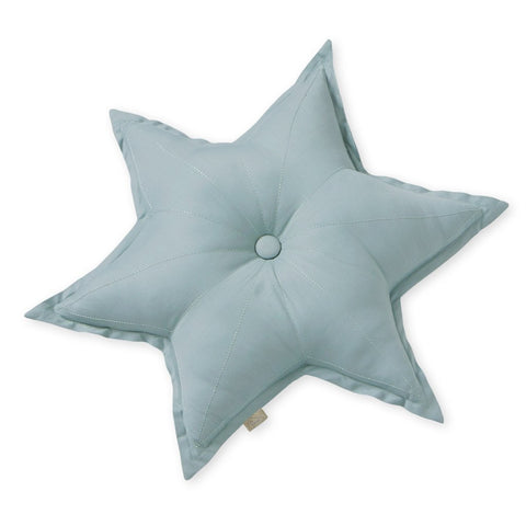 Cam Cam Copenhagen - Star Cushion -  Petroleum