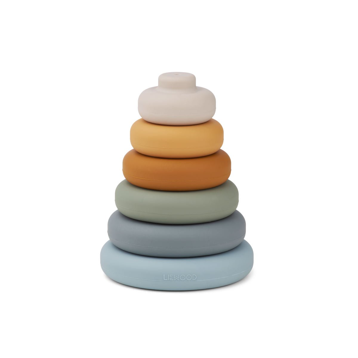 Dag Stacking Tower - Blue multi mix