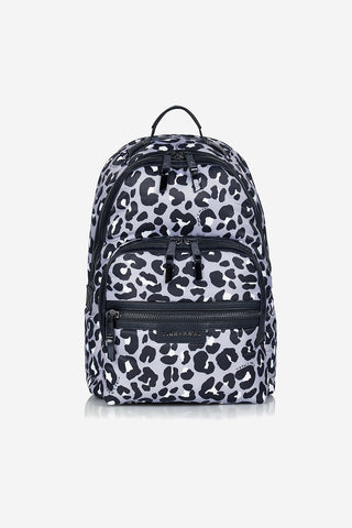 Elwood Backpack Mono Leopard