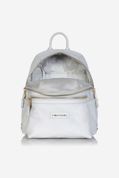 Tiba + Marl - Miller Backpack Grey
