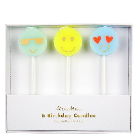 Meri Meri: Emoji candles