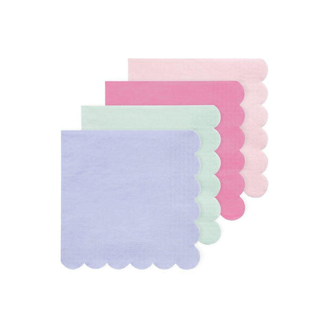 Meri Meri: Multicolour small napkins