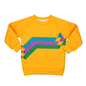Sweatshirt - Jelly Alligator Retro