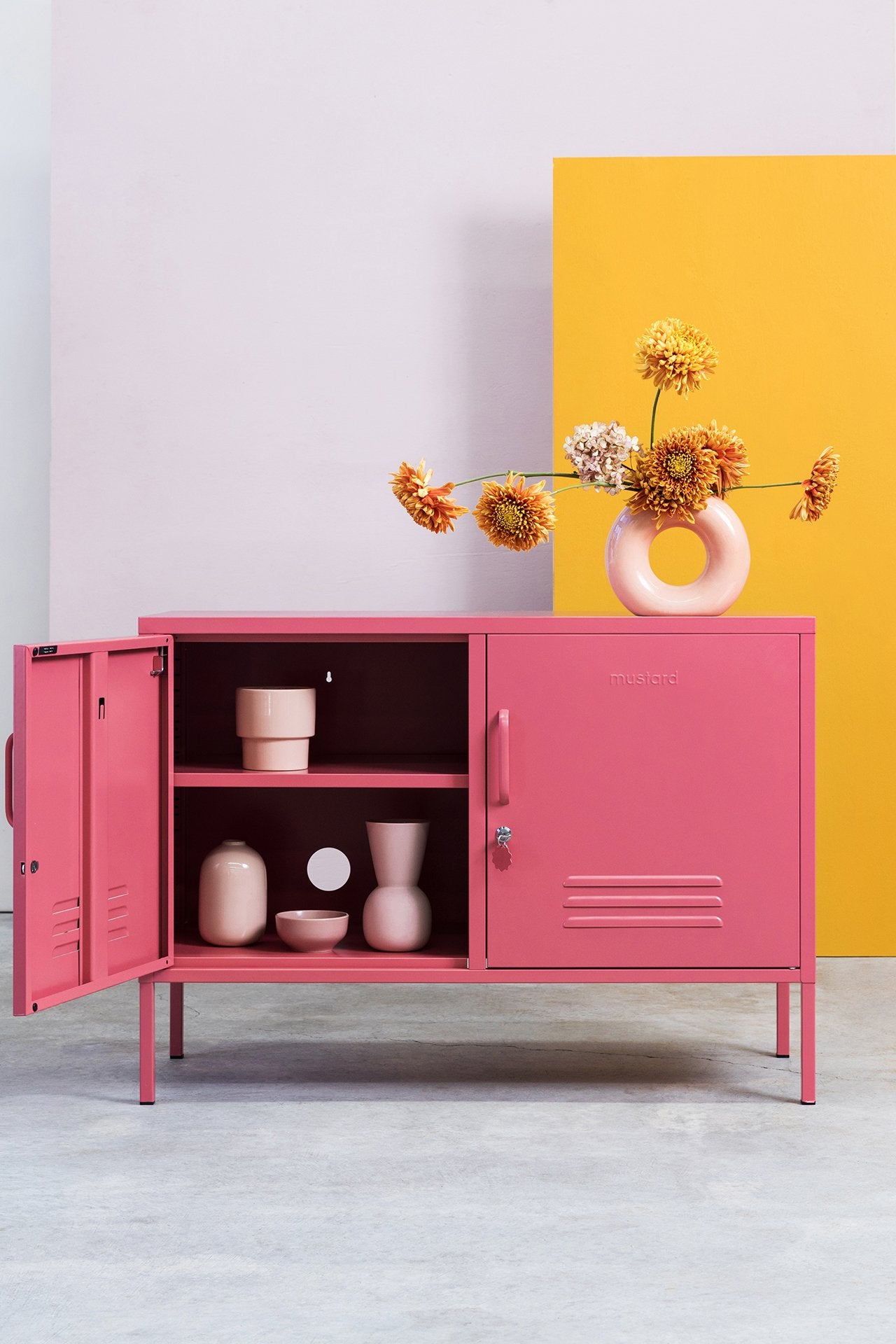 Mustard Made: Storage locker - the lowdown in berry