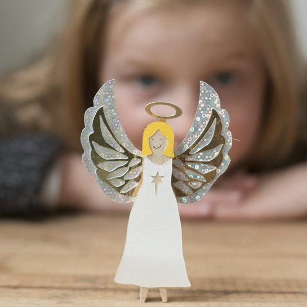GO ON AN ANGEL TREASURE HUNT