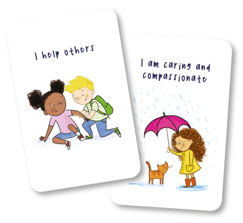 Kind Words For Kids Cards