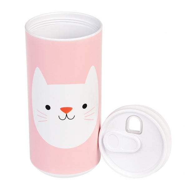 Cookie the cat eco can