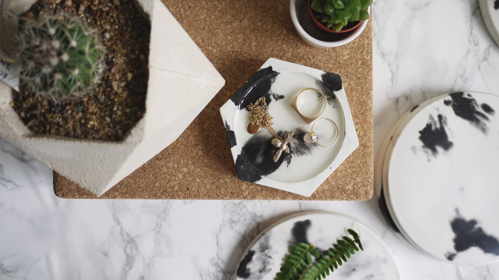 CONCRETE COASTER | CANDLE HOLDER | SMALL DISH
