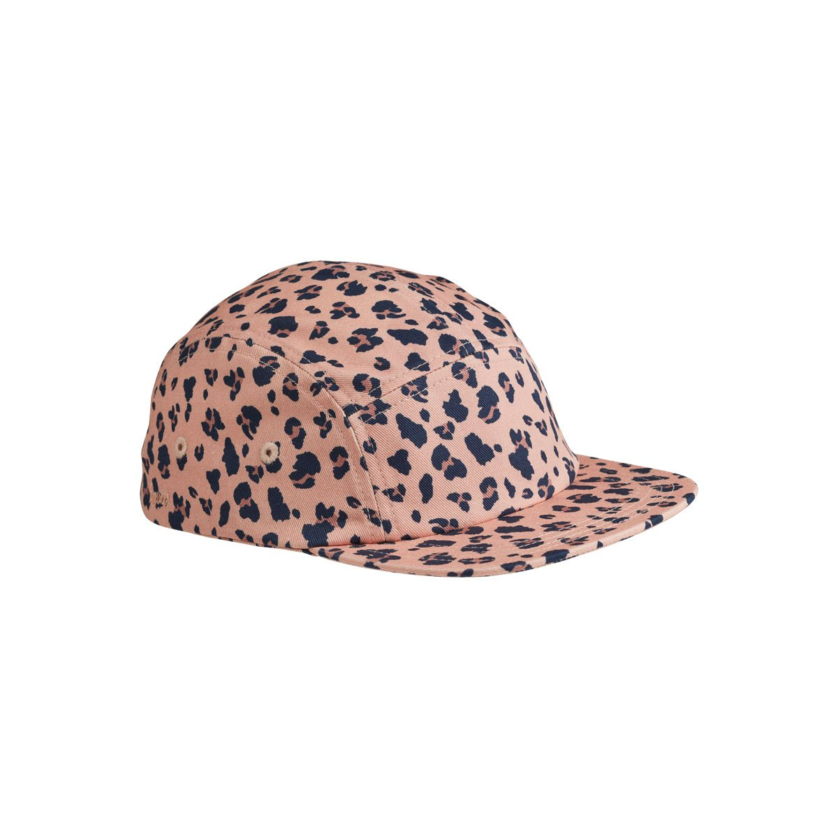 Rory Cap - Mini leo/coral blush