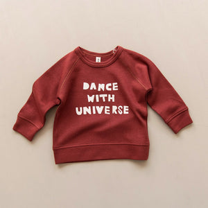 DANCE WITH UNIVERSE Burgundy Jersey