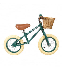 Banwood - First Go! Balance bike - Green