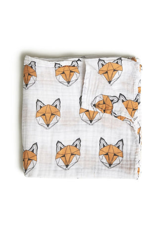 Just Call Me Fox super swaddle